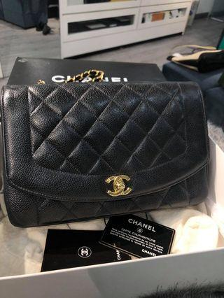 🚚 Chanel Diana Vintage