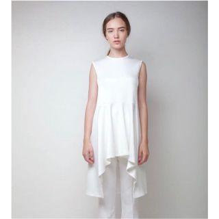 Day and night white top/dress