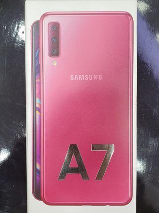 Samsung A7 2018 6+128Gb