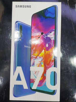 Samsung A70 8+128Gb