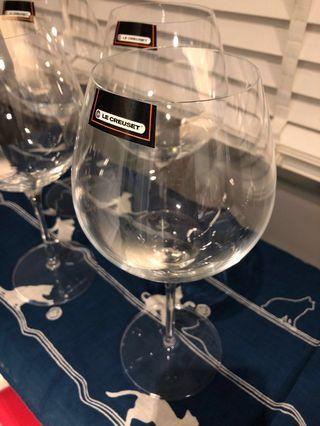 Le Creuset Bordeaux wine glass (1pcs)