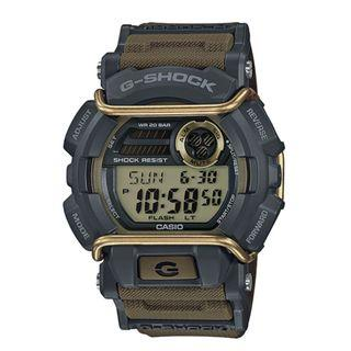 [✅FREE postage]: ✅💯Authentic Casio G-Shock Standard Digital Green Resin Watch GD400-9D
