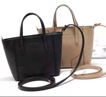 🎁Charles And Keith Tote Bag