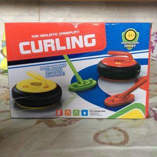 Curling 迷你氣墊冰壺🥌