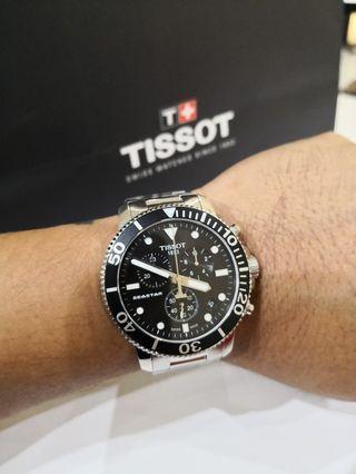Tissot Seastar 2019