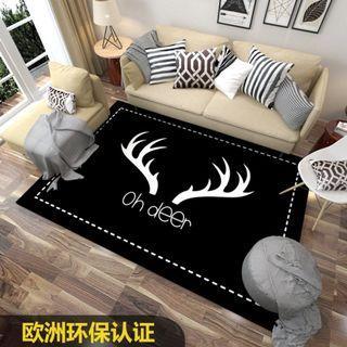Oh Deer Soft Scandi Rugs / Carpet / Tatami