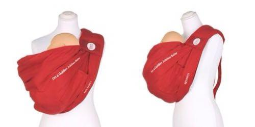 🚚 SG50 Red Baby Sling Carrier