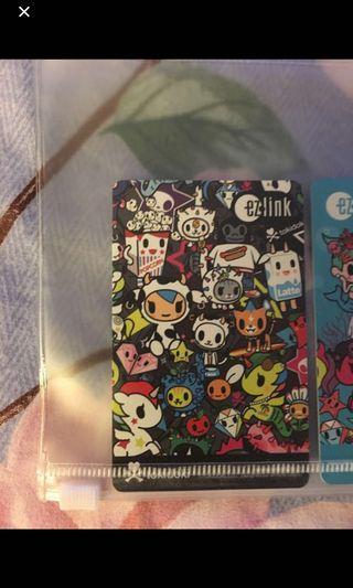 Tokidoki Ezlink Card Mozz