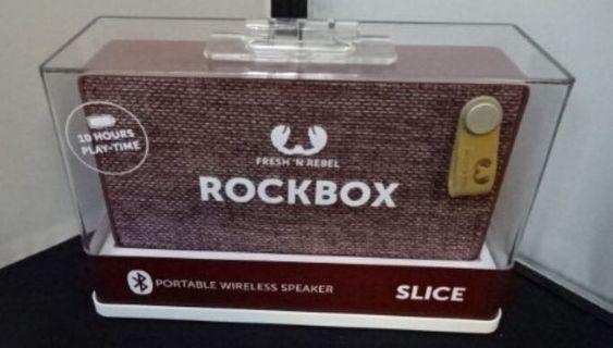 ROCKBOX BLUETOOTH SPEAKER
