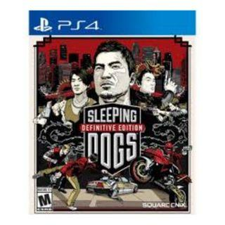 Sleeping Dogs - Definitive Edition PS4