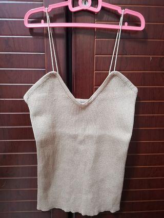 Knit Spag strap
