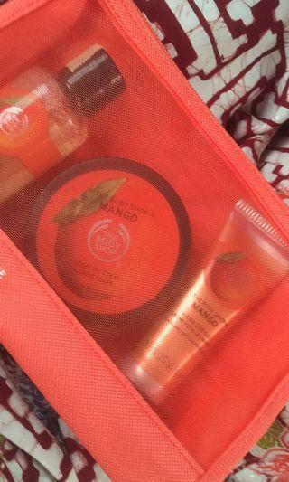 Body Shop Travel Kit