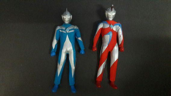 超人高斯 Ultraman Cosmos 6寸(shf ,ultra act)
