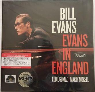 Bill Evans Evans in england 全球限量4000隻 黑膠唱片 2 X LP