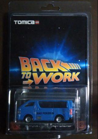 Tomica Toyota Hiace