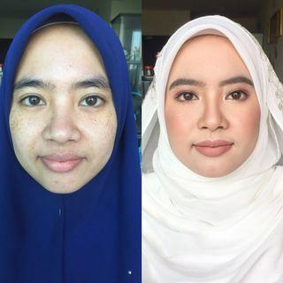 Make Up Service Nikah