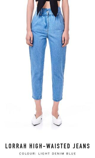 High waisted jeans (editors market)