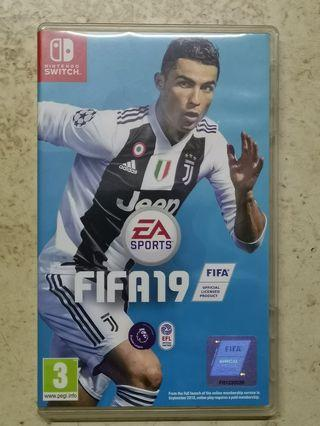 FIFA 19 FIFA 2019 Nintendo Switch