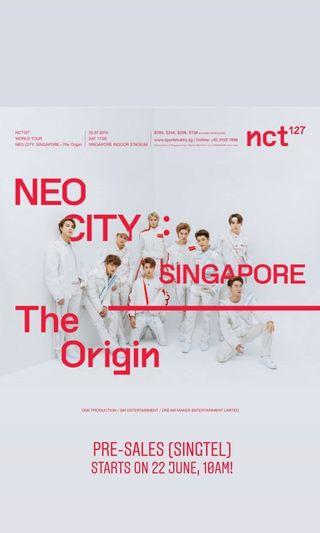 🚚 [HTB] NCT NEO CITY TOUR