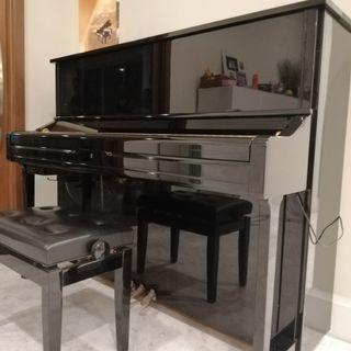 Yamaha Piano U1-Silent PE