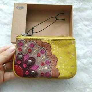 Dompet fossil stnk new with box