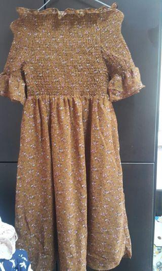 日本名牌全新olive裙