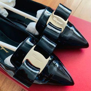 Ferragamo Alice shoes 1.5cm Size 4.5 D