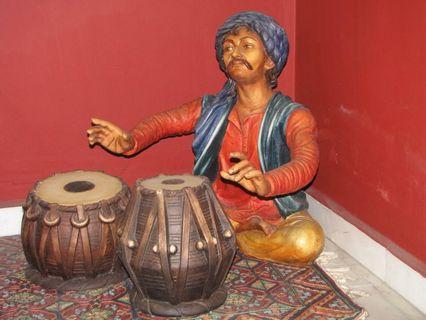 Indian Musical Decor