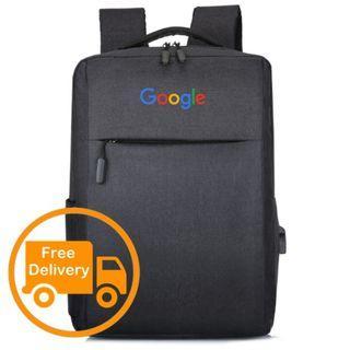 Google Laptop Backpack Notebook Bag Case