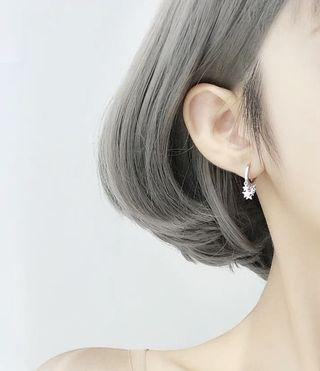 925 Silver earring ( one pair)