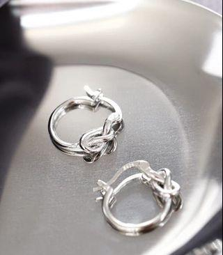 Silver 925 Earring ( one pair )