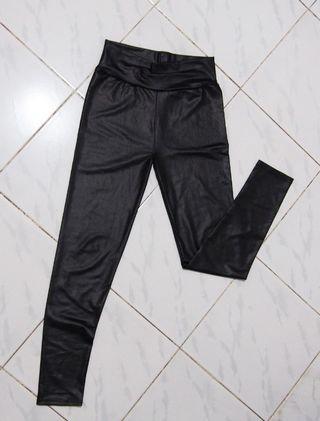 [PRELOVED] Leather Legging