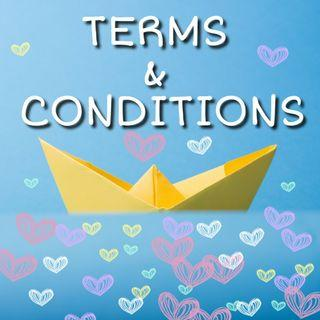 🚚 Terms & Conditions!