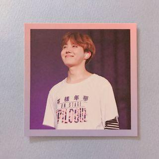 [WTS] BTS 2016 HYYH Live On Stage: Epilogue Photocard