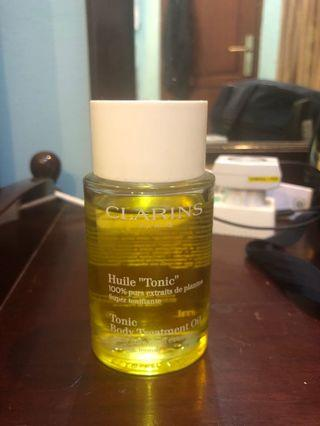 Clarins Huile Tonic - Stretch Mark 100mL