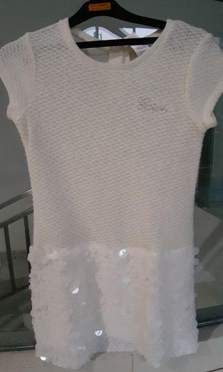 Sequin dress guess size L