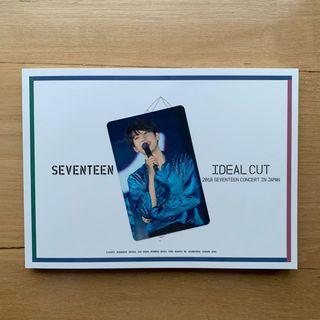 🚚 wtt seventeen ideal cut in japan