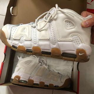 US8 Nike Air Uptempo 'Gum'