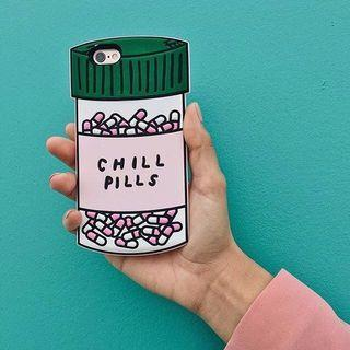 ban.do Inspired Chill Pills iPhone 6 / 6s Case