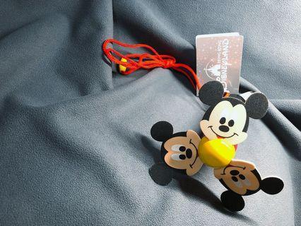 🚚 香港迪士尼米奇吊掛風扇