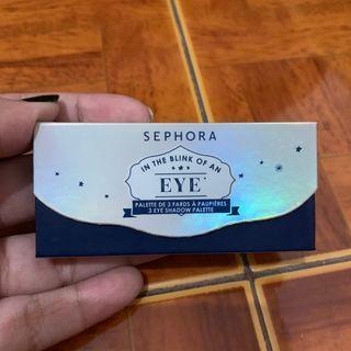 Sephora in the blink of an eye eyeshadow