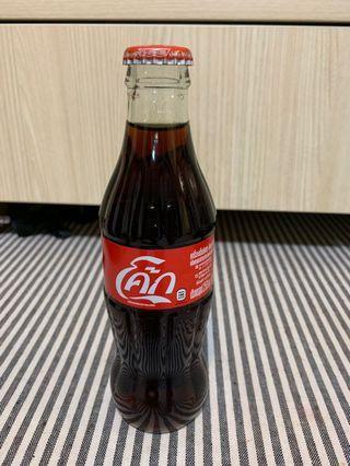 玻璃樽可口可樂(泰國版)