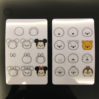 POOH CUSTOMISE EZLINK STICKER READY STOCK