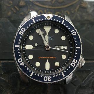 Vintage Seiko 7s26-0020 Divers Watch (All Original)