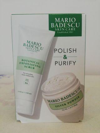 Mario Badescu Polish & Purify Set