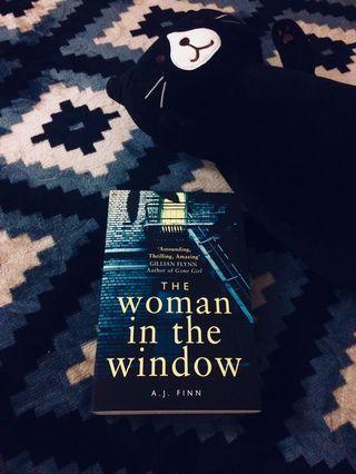 Woman in The Window by A.J Finn