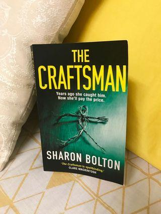 The Craftsman by Sharon Bolton