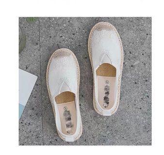 百搭蕾絲透氣休閒鞋