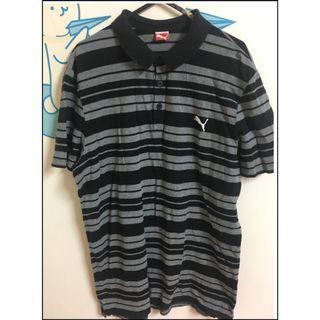 🚚 [Vintage 古著 ]puma polo衫