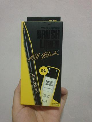 🚚 Clio Kill Black Brushliner